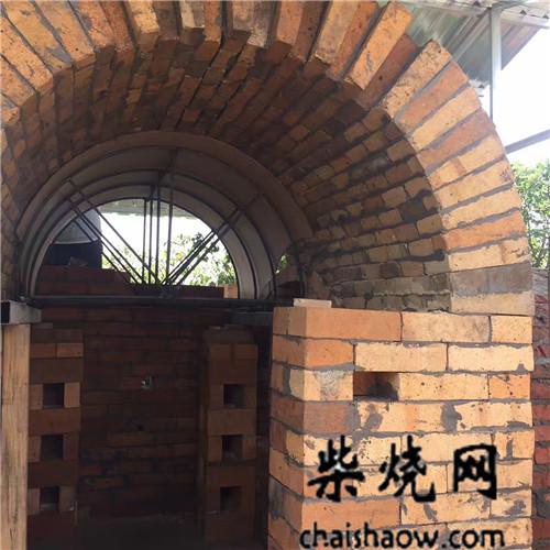 现代柴烧窑的设计原理