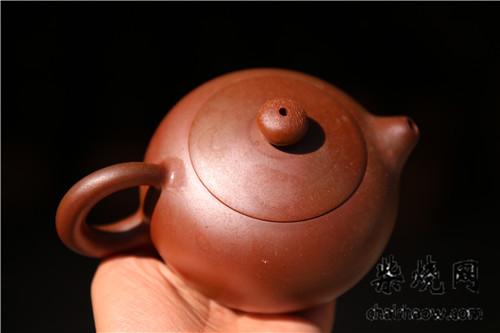 紫陶柴烧茶具的特点