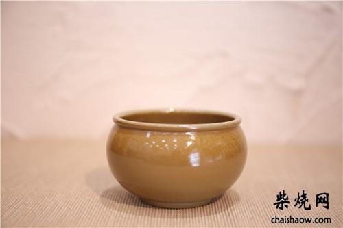 柴烧茶器天然灰釉形成的基本原理
