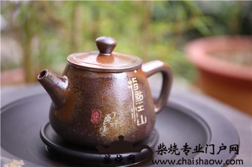 柴烧茶具,以器引茶,喝出好茶