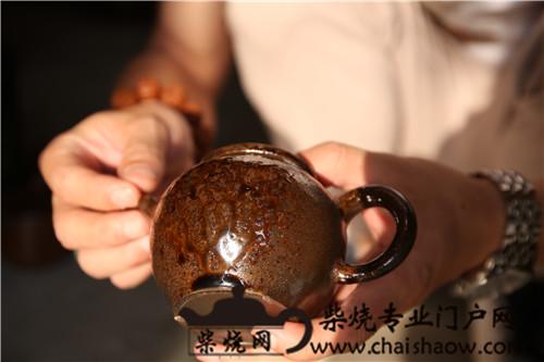 什么样的柴烧壶泡茶才好喝?