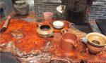 如何用建水紫陶柴烧壶泡好一壶普洱茶?