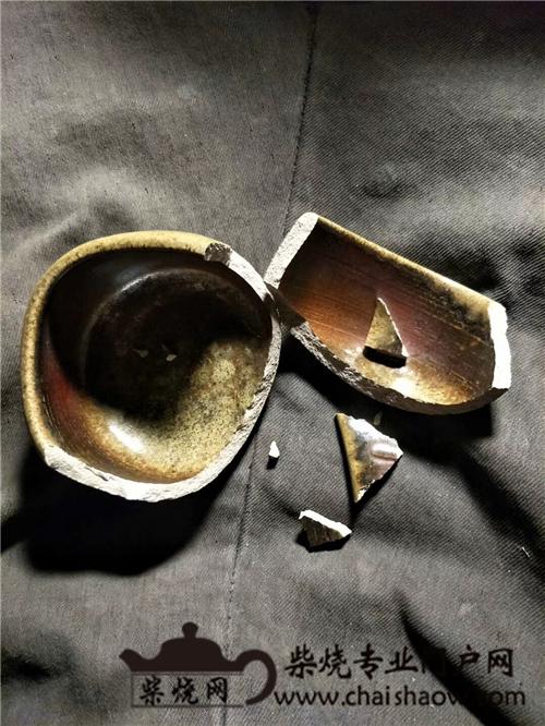 柴烧壶、柴烧杯磕坏了该如何修复