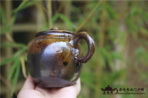 柴烧|柴烧壶普洱茶一生的知己