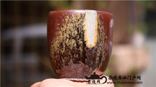 柴烧中的窑汗形成及样式