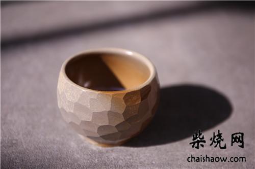 柴烧|柴烧杯用最好的方式延续着茶的生命