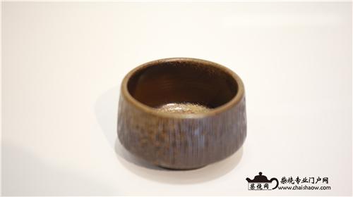 柴烧|柴烧杯与茶
