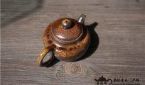 柴烧壶与几大茶类的搭配
