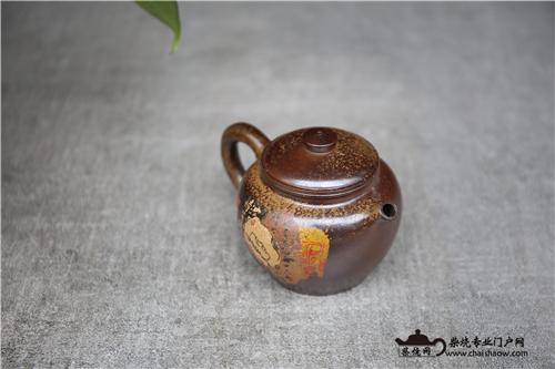 柴烧茶器普洱茶最真挚的朋友