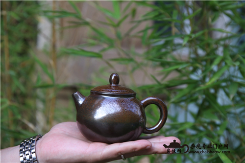 柴烧茶具许多茶客一生的执着