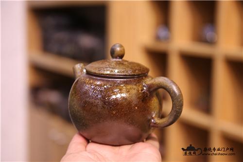 柴烧壶如何养出包浆
