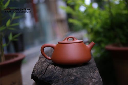 紫陶柴烧壶里为什么少见传统石瓢壶?