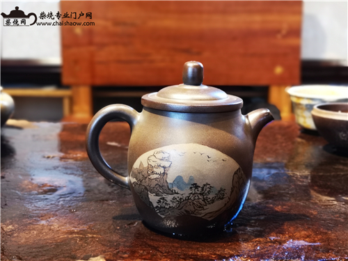 柴烧壶如何巧除茶垢留住包浆?