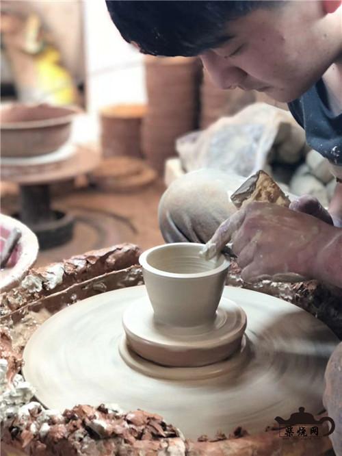 建水紫陶柴烧,柴烧,建水白陶柴烧,柴烧开窑