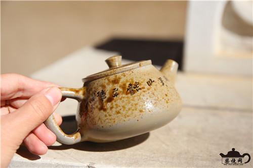 柴烧艺术,柴烧名家,柴烧之美,陈朝超柴烧,柴烧壶,柴烧茶具