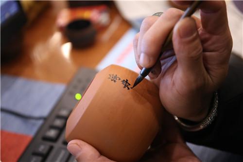 建水紫陶,紫陶工艺,紫陶72道工艺,紫陶壶,紫陶茶具