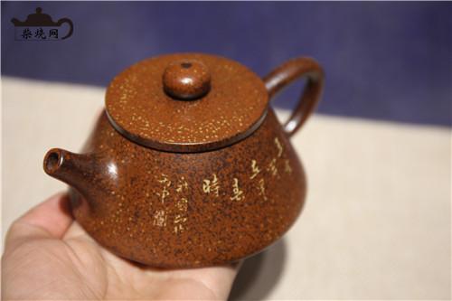 """建水紫陶红壶""""羊肝色""""难烧吗?"""
