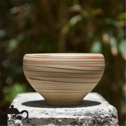 建水紫陶绞泥工艺之美