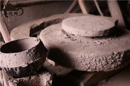 柴烧名家陈朝超,建水紫陶柴烧,柴烧壶,柴烧茶具