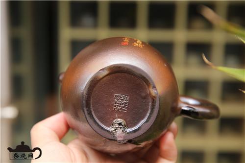 紫陶柴烧,柴烧壶,柴烧名家,柴烧茶具,柴烧价格,陈朝超柴烧