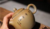建水白陶柴烧壶容易脏,该如何养护?