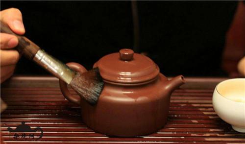紫砂壶的茶垢,你还藏着吗?