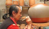 建水紫陶唯一国大师—陶艺奇才马成林