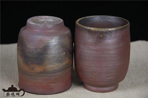 日本柴烧,备前烧,柴烧壶,柴烧茶具,柴烧名家