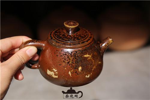 柴烧壶,柴烧网,柴烧茶具,建水紫陶柴烧,柴烧名家,柴烧建盏