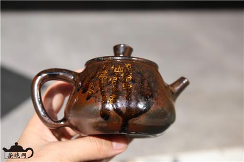 建水紫陶,紫陶柴烧,柴烧壶,柴烧茶具,电烧气烧柴烧