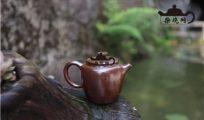 如何挑选一把容量大小合适的柴烧壶泡茶