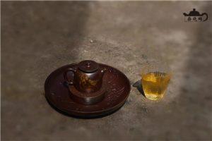 柴烧茶器致简致美