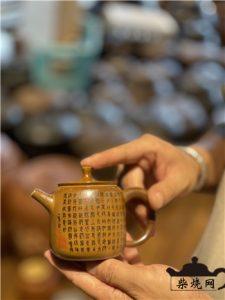 柴烧茶器之养壶记